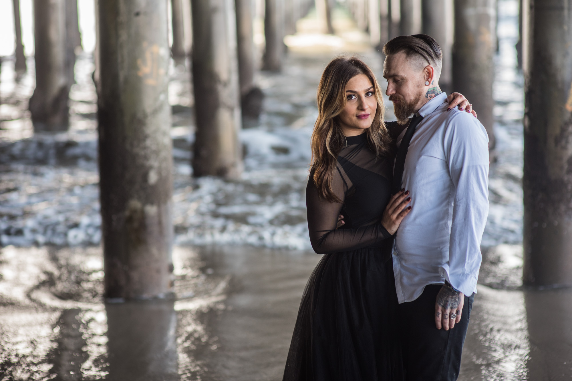 Engagement Photos from B Freed Weddings.
