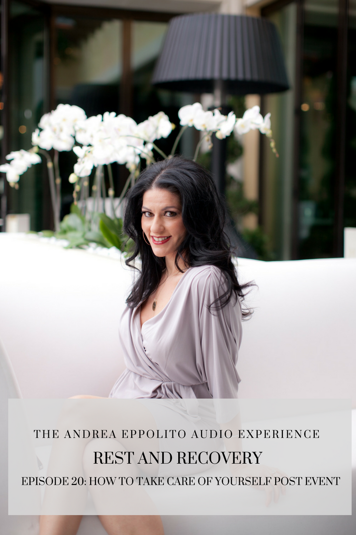 Wedding Podcast hosted by Luxury Las Vegas Wedding Planner Andrea Eppolito