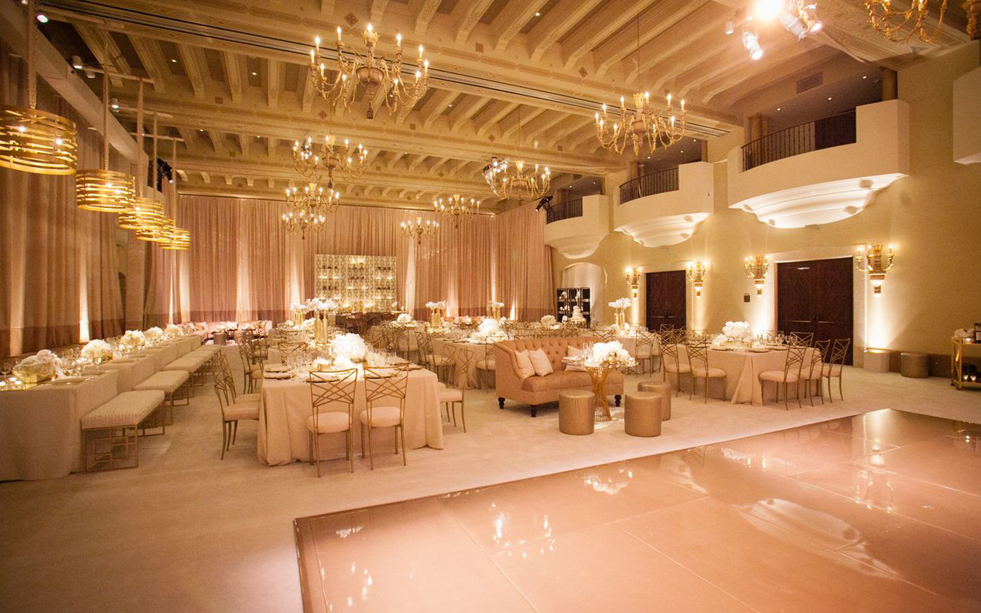 Luxury Weddings in Beverly Hills at The Montage.