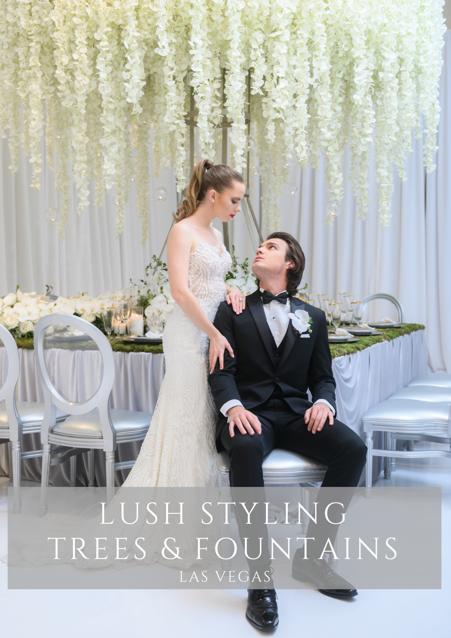 Wedding Photos from Luxe Styled Shoot