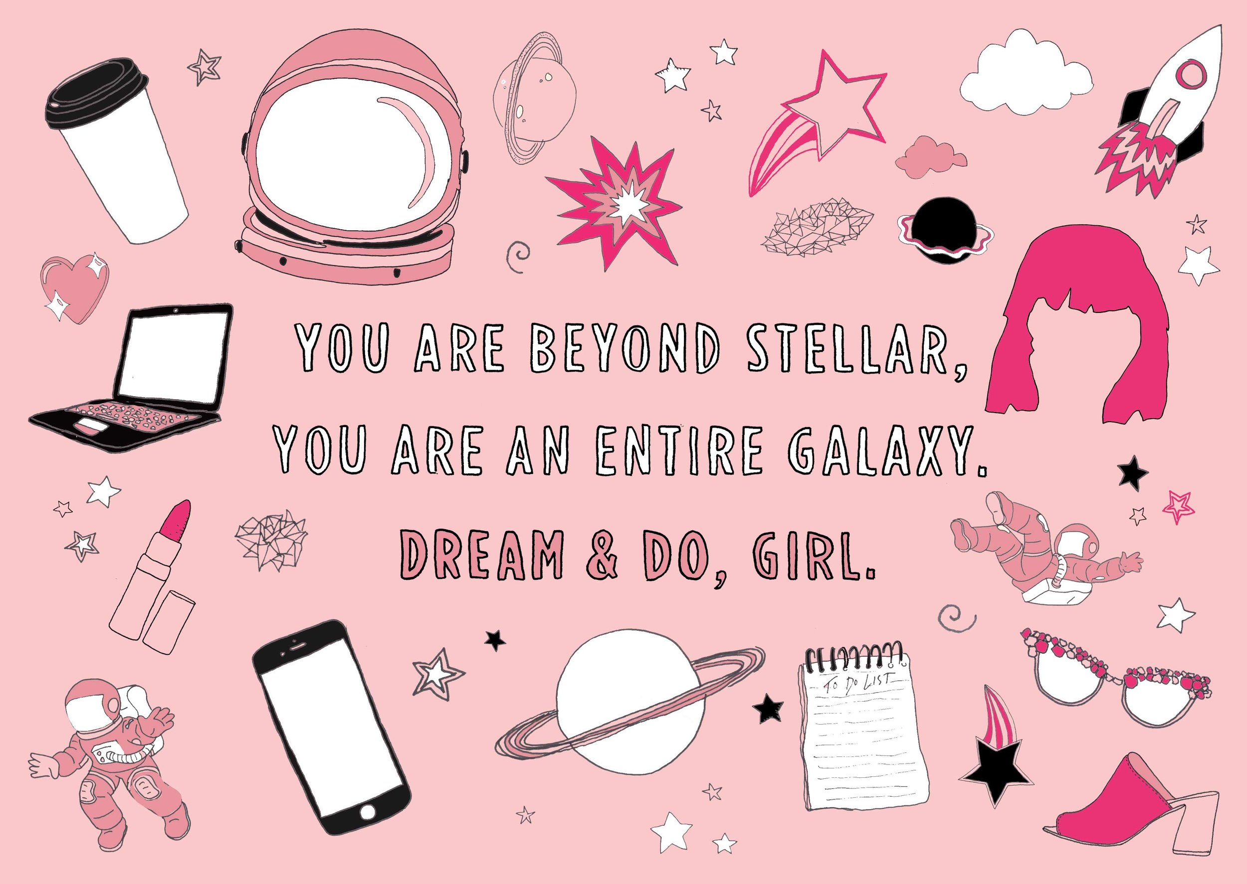 WE'RE INVITING YOU TO PARTNER WITH US, TO GET THE RIGHT EYEBALLS ON YOUR BRAND - and most importantly, make someone's #GIRLBOSSDREAM become a reality