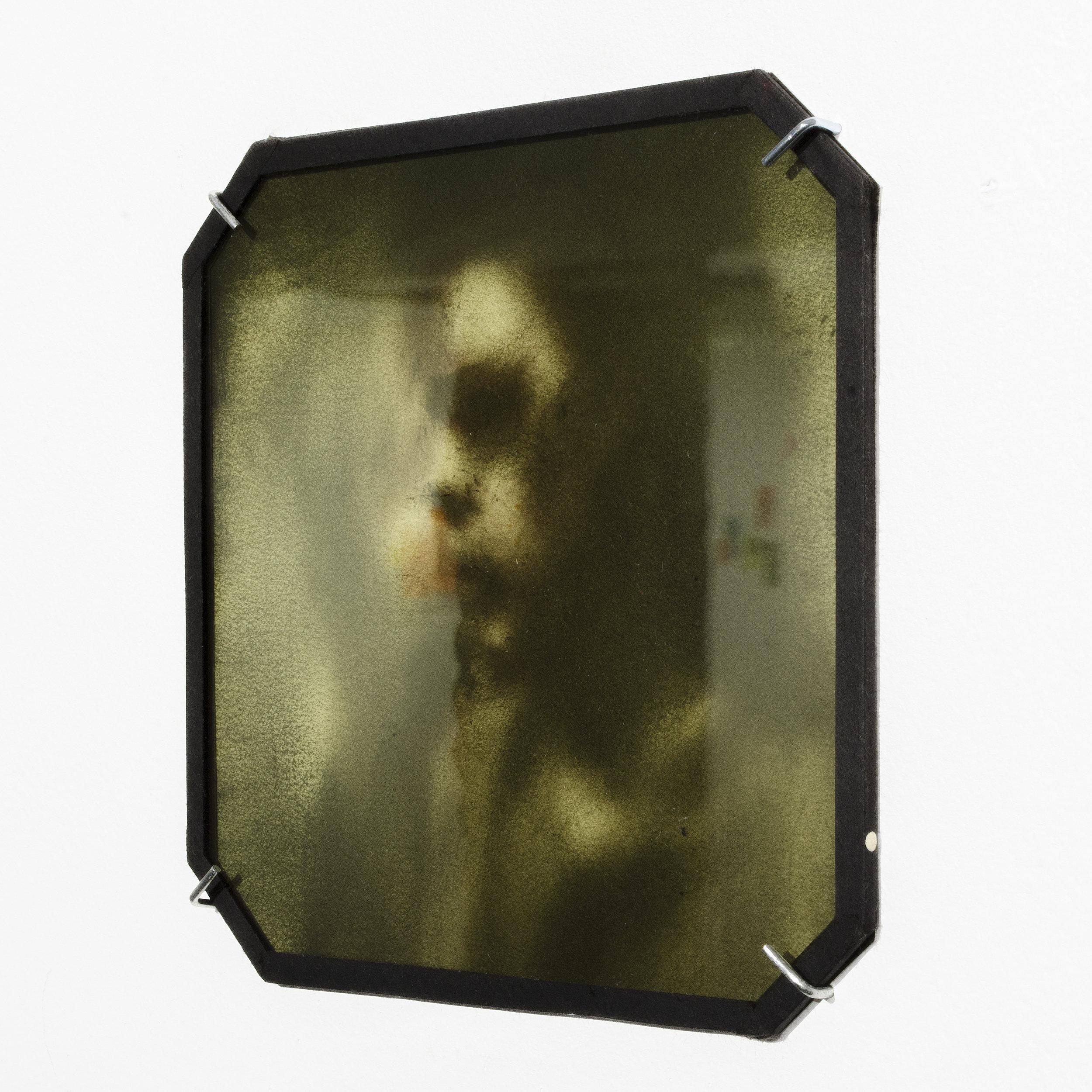 "Installation Shot of ""Pale Light"", Glass Series"