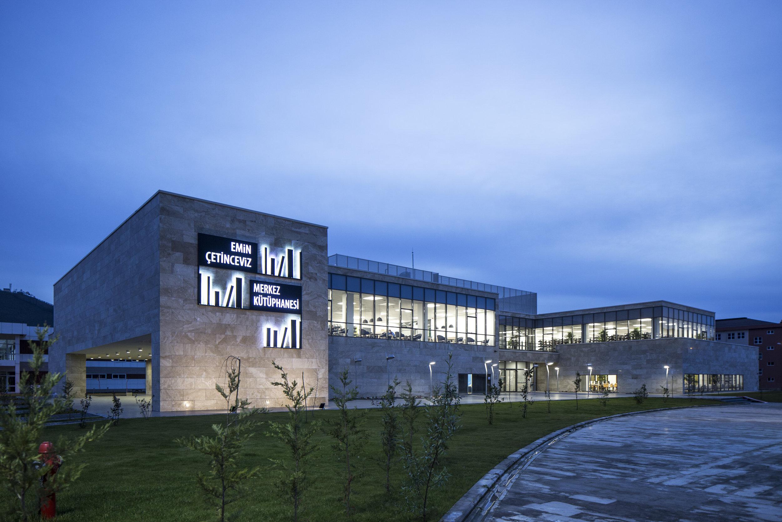 Ordu University Library