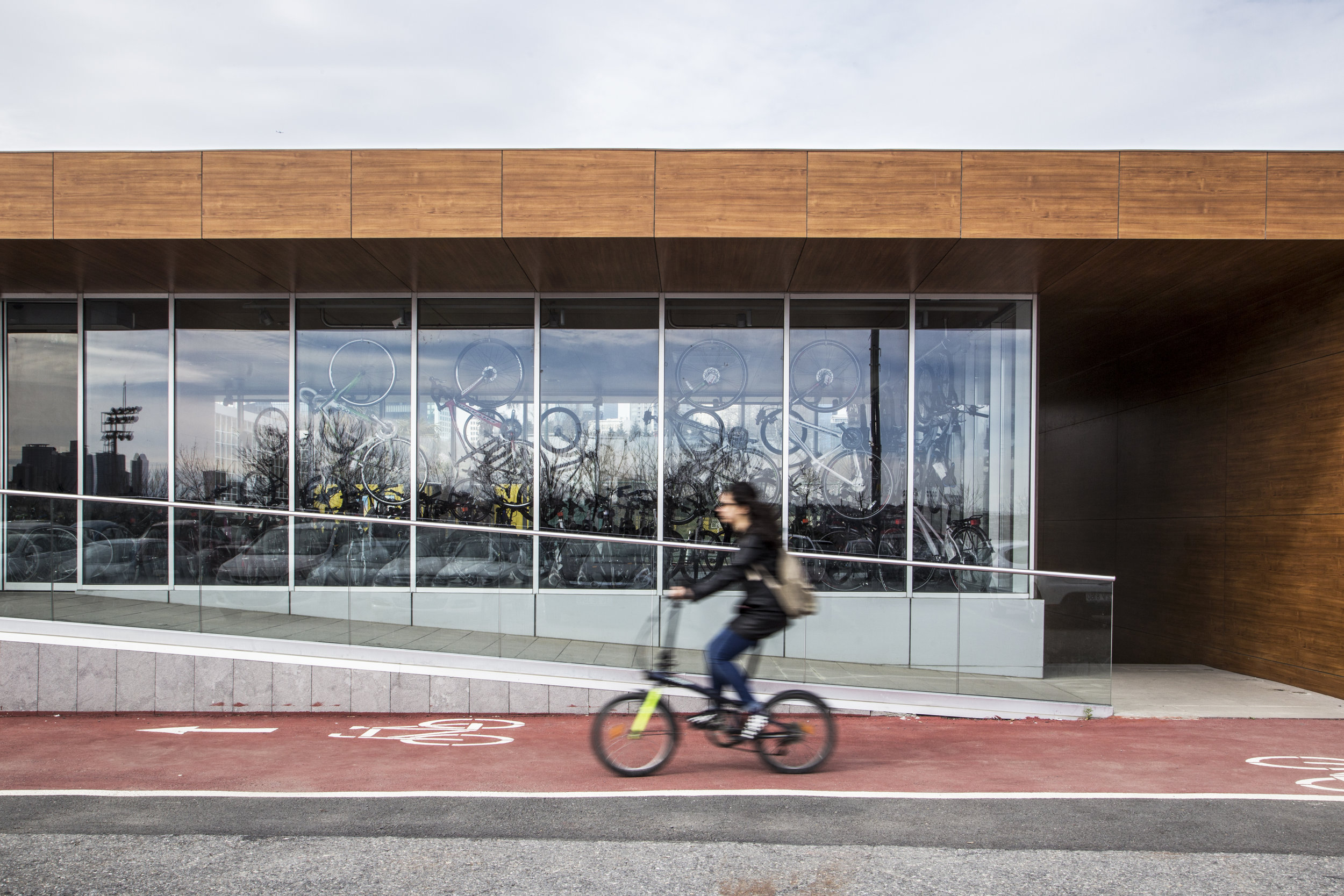 ITU Bicycle House