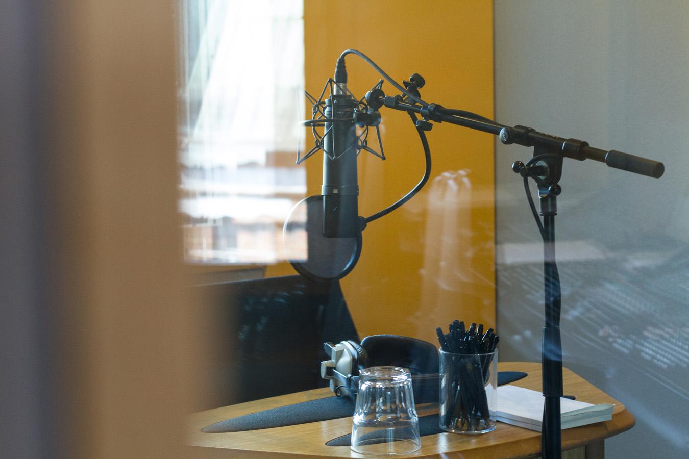 ISDN Voiceover Studio
