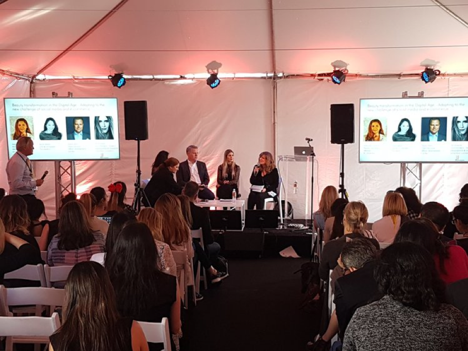 Round table moderated by    Leila Rochet-Podvin    with the participation of    Karen Moon   , CEO & Co-Founder of Trendalytics,    David Olsen   , Chief Executive Officer of Cos Bar;    Jill Tomandl   , Vice President – Product Development & Innovation at Smashbox Cosmetics