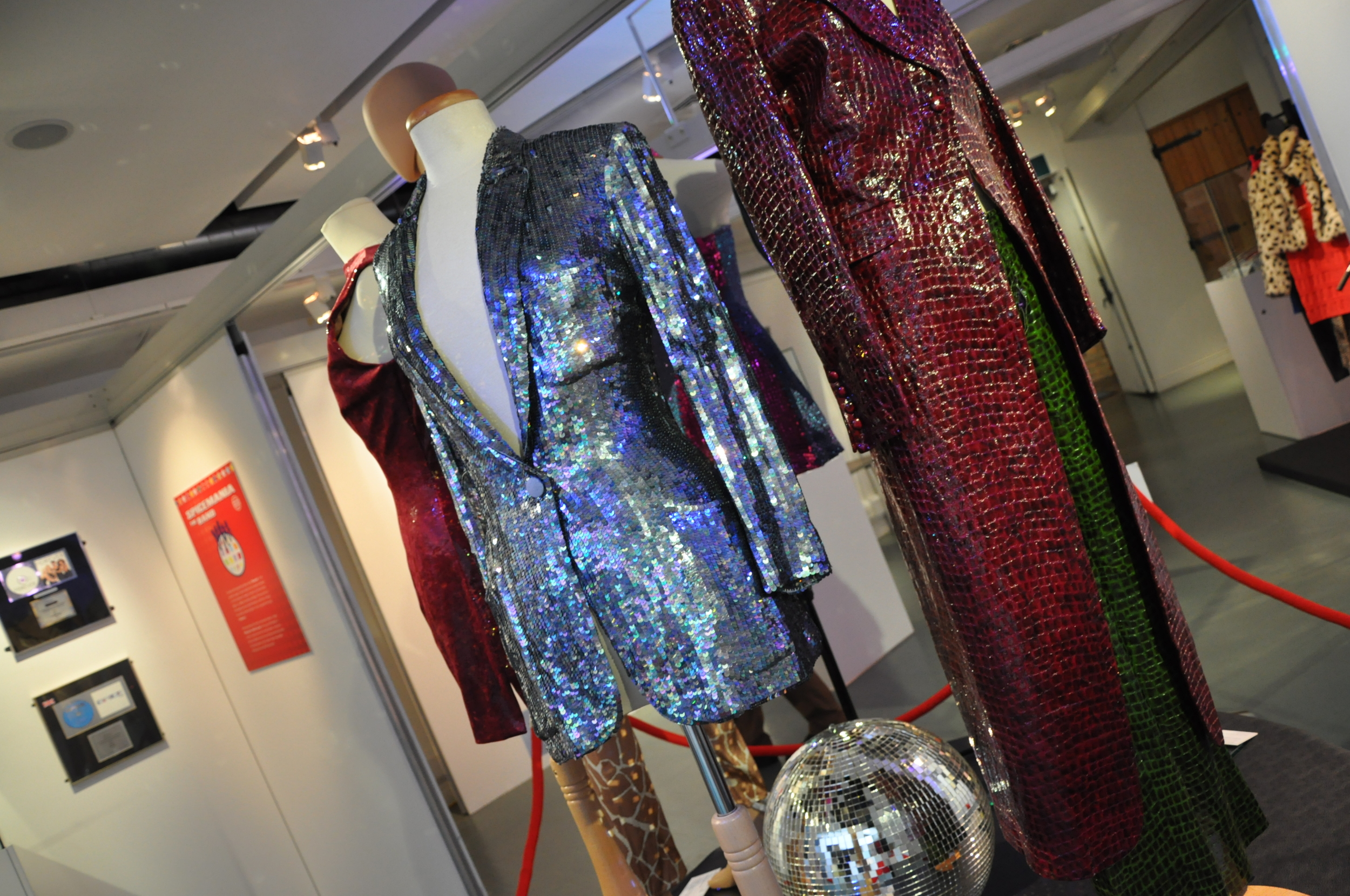 07. Spiceworld The Exhibition, Derry Londonderry, August - October 2012.JPG