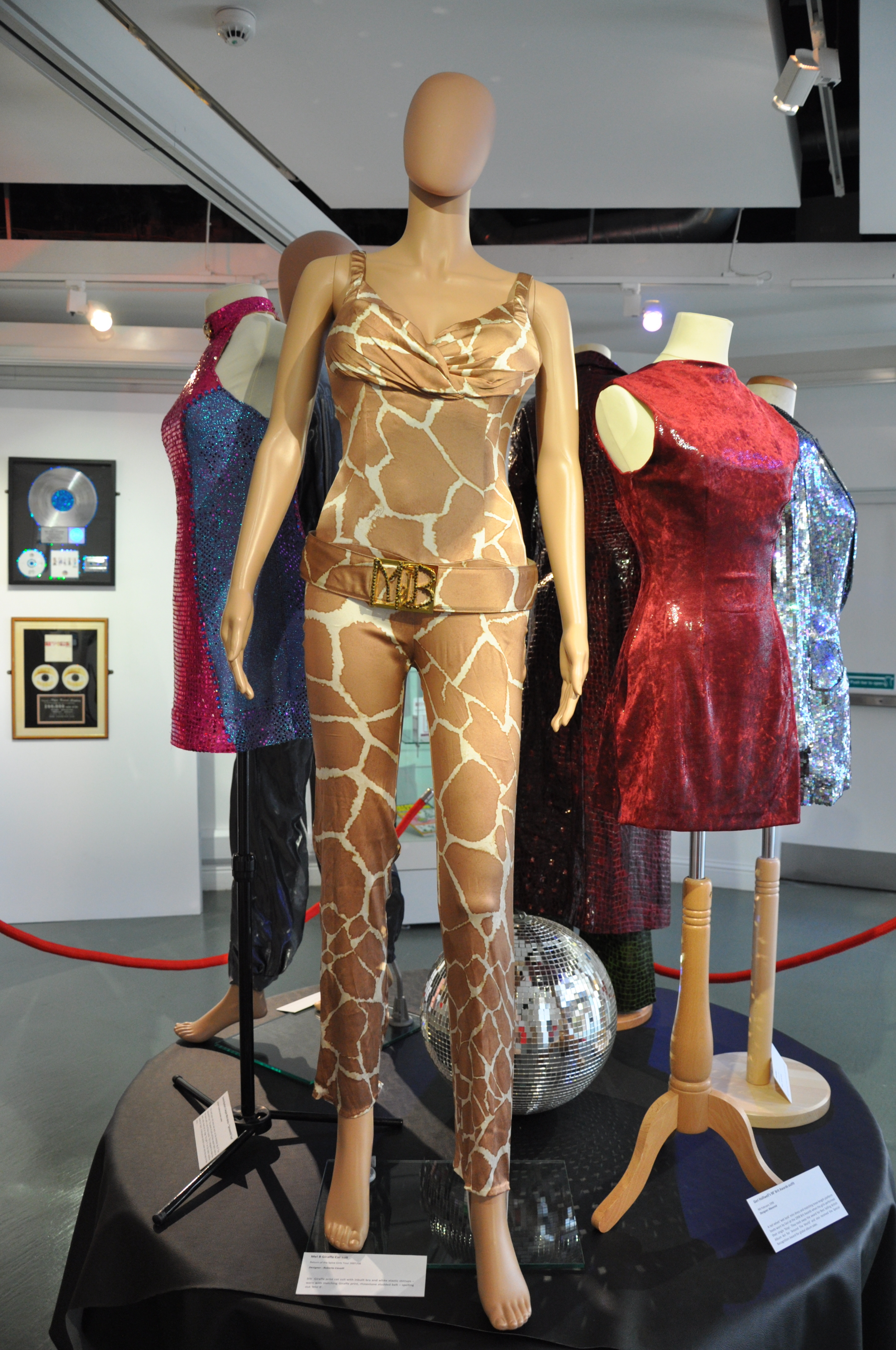 13. Spiceworld The Exhibition, Derry Londonderry, August - October 2012.JPG