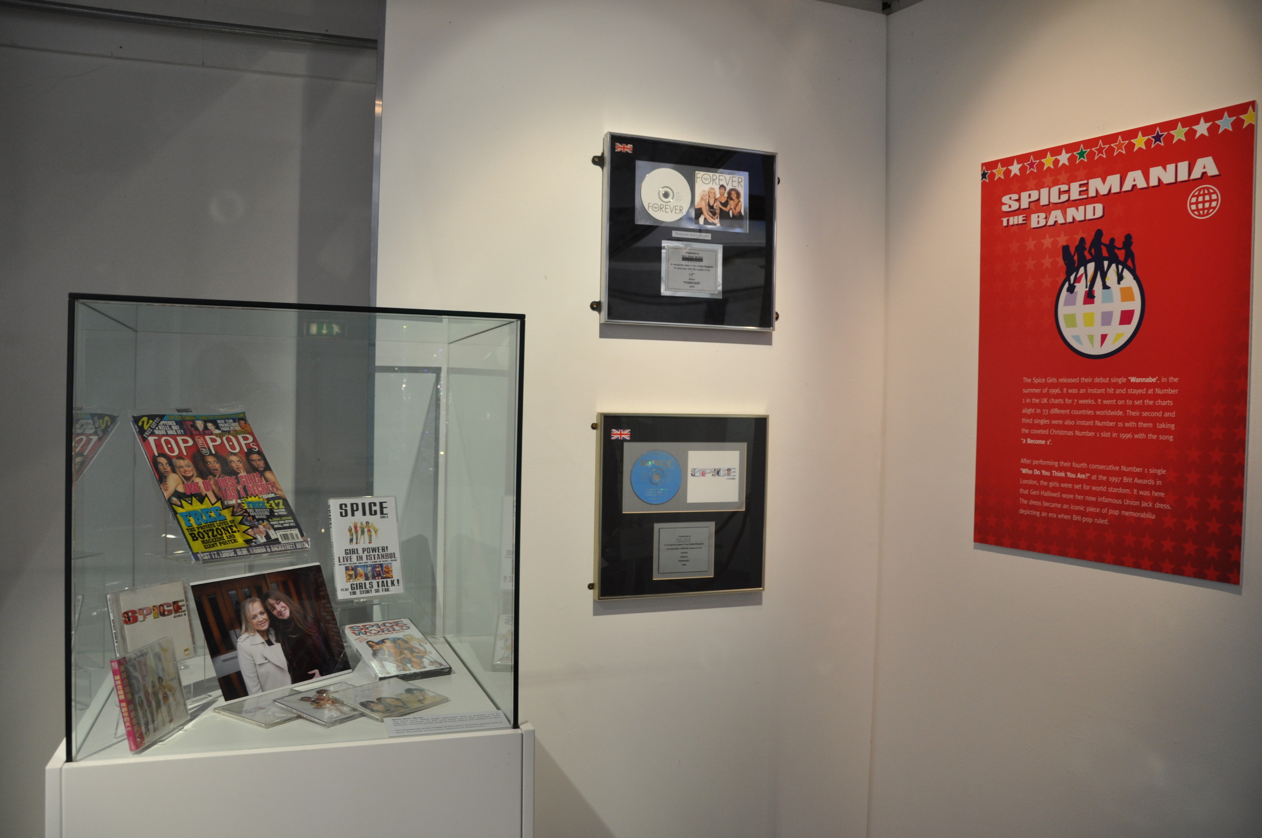 17. Spiceworld The Exhibition, Derry Londonderry, August - October 2012.JPG
