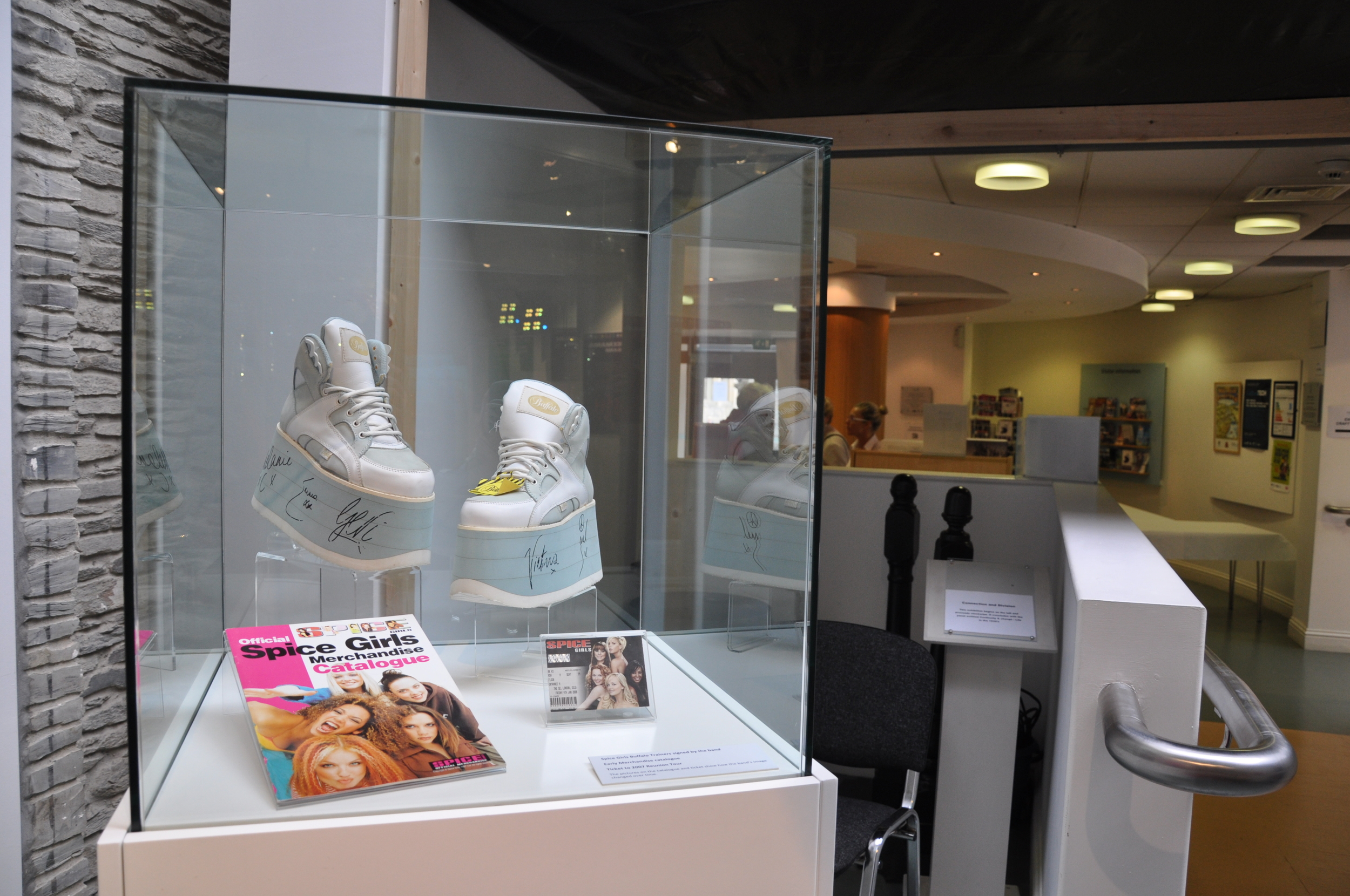 16. Spiceworld The Exhibition, Derry Londonderry, August - October 2012.JPG