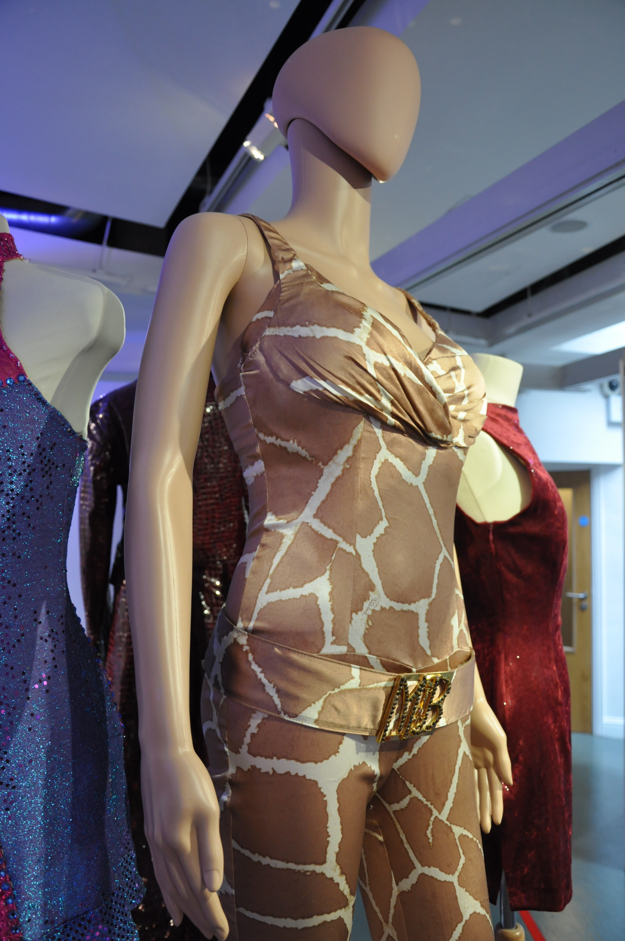 18. Spiceworld The Exhibition, Derry Londonderry, August - October 2012.JPG
