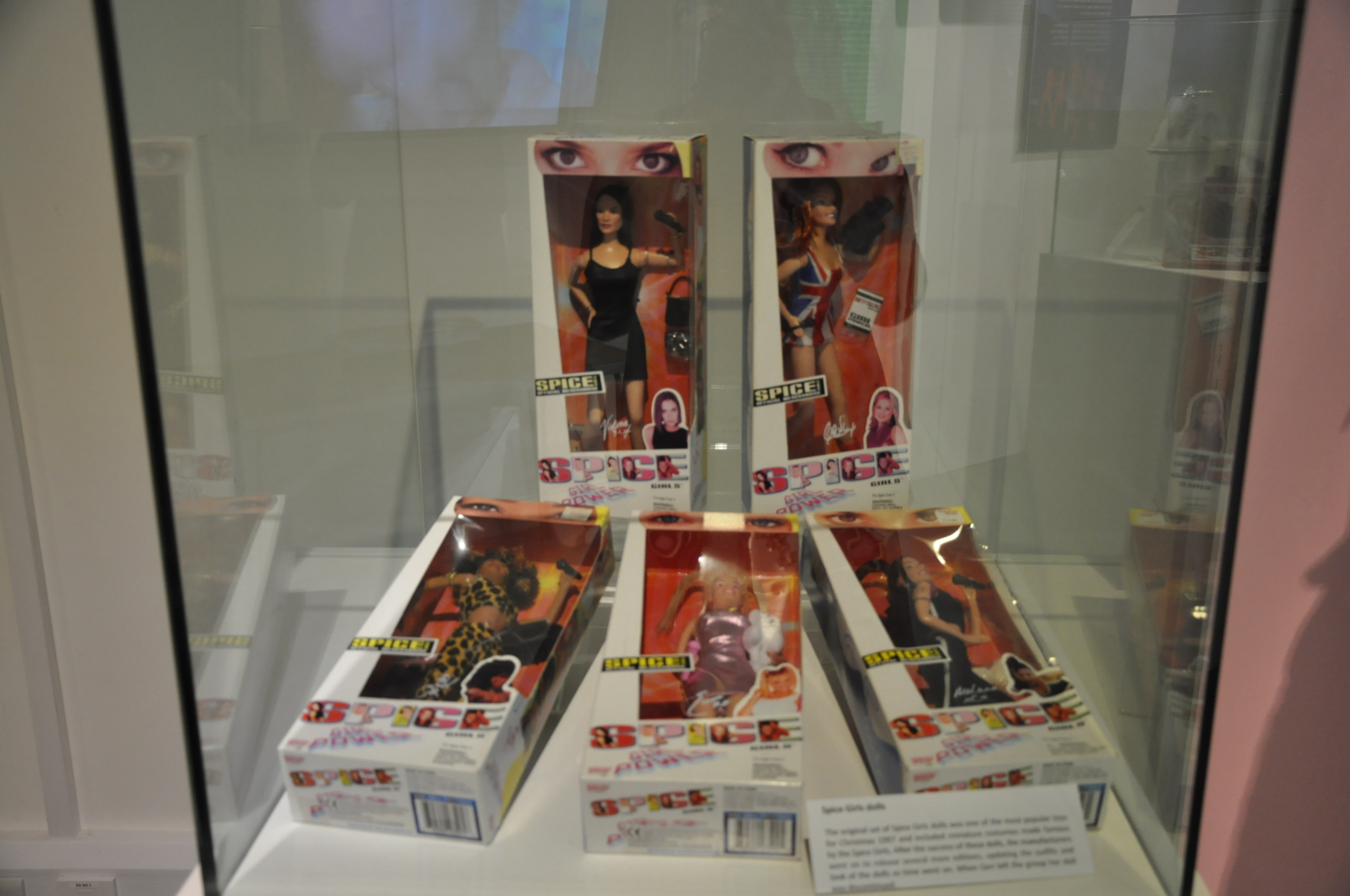 22. Spiceworld The Exhibition, Derry Londonderry, August - October 2012.JPG