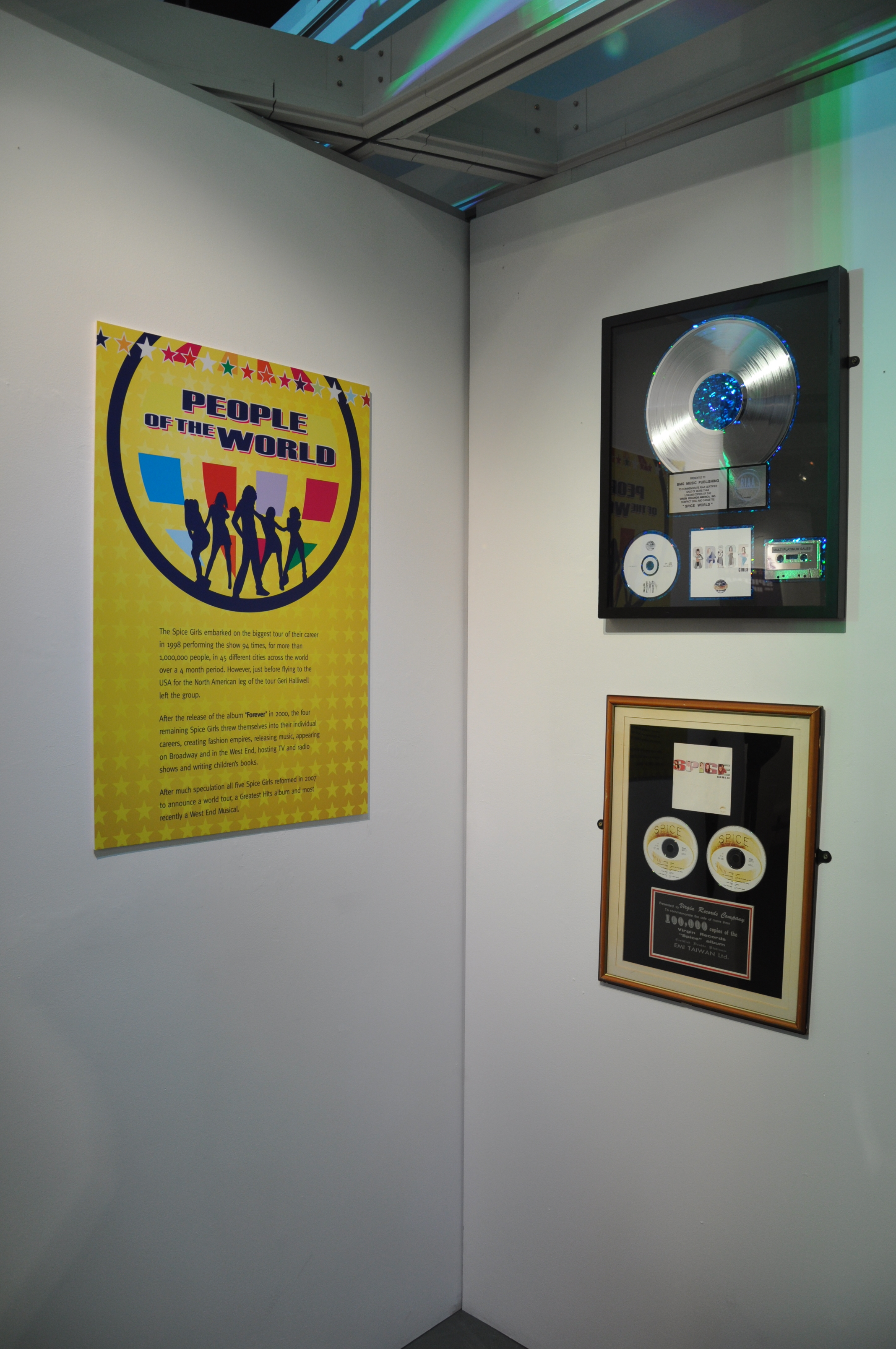 24. Spiceworld The Exhibition, Derry Londonderry, August - October 2012.JPG