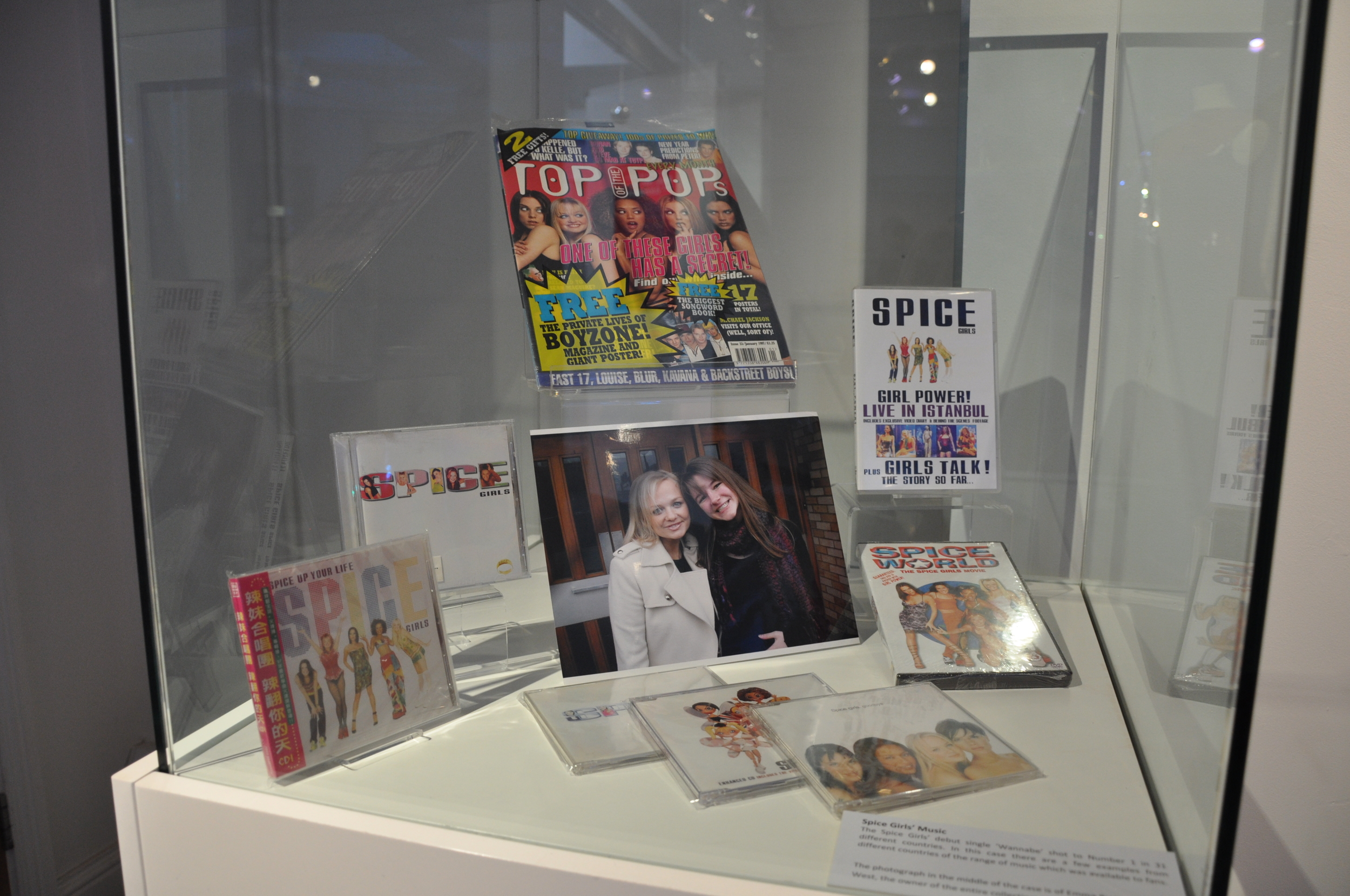 34. Spiceworld The Exhibition, Derry Londonderry, August - October 2012.JPG