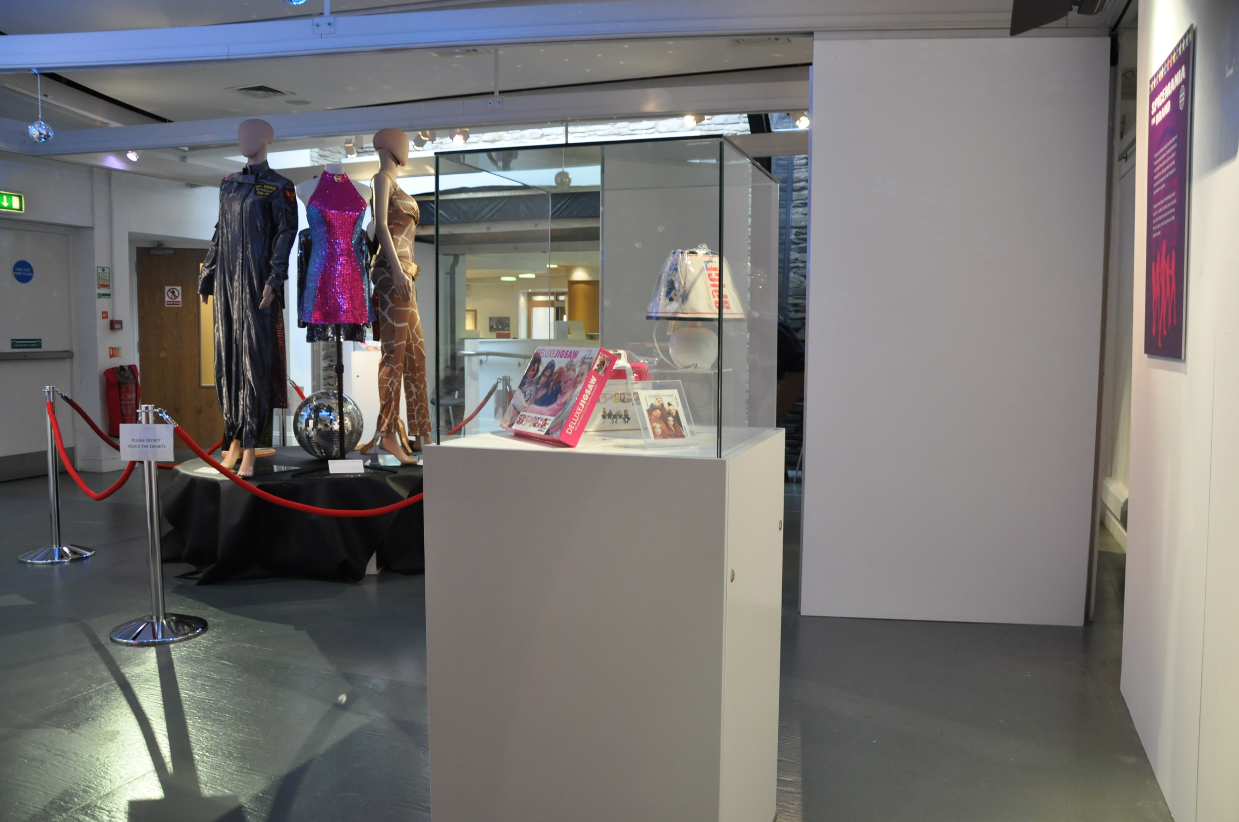 38. Spiceworld The Exhibition, Derry Londonderry, August - October 2012.JPG