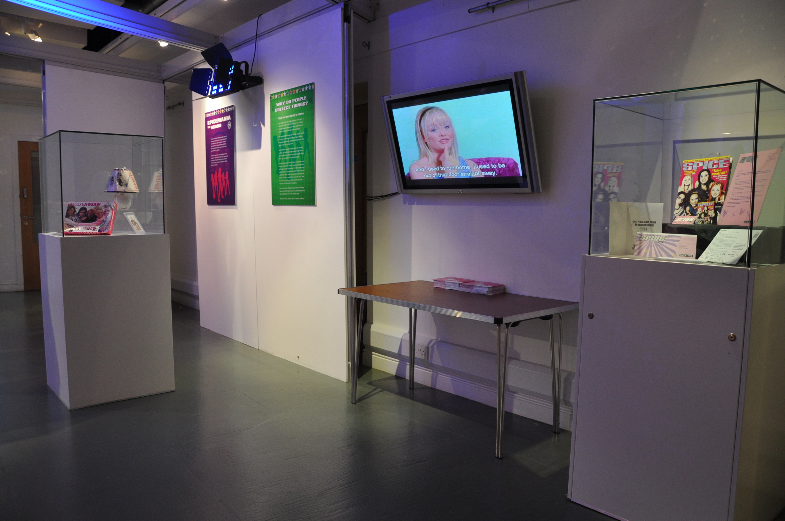 37. Spiceworld The Exhibition, Derry Londonderry, August - October 2012.JPG