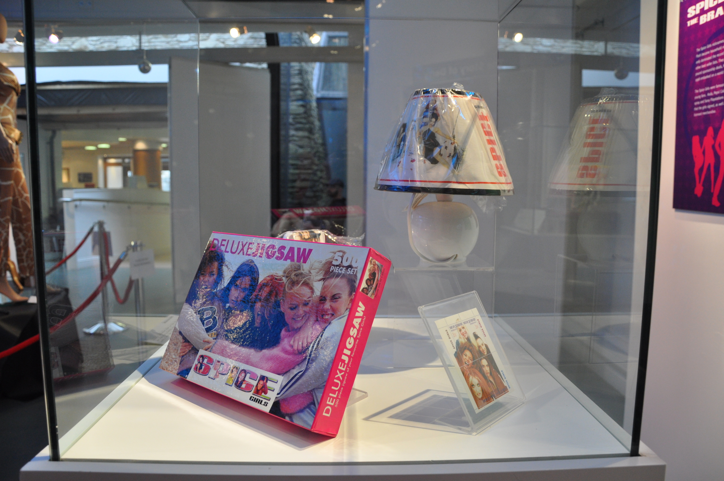 39. Spiceworld The Exhibition, Derry Londonderry, August - October 2012.JPG