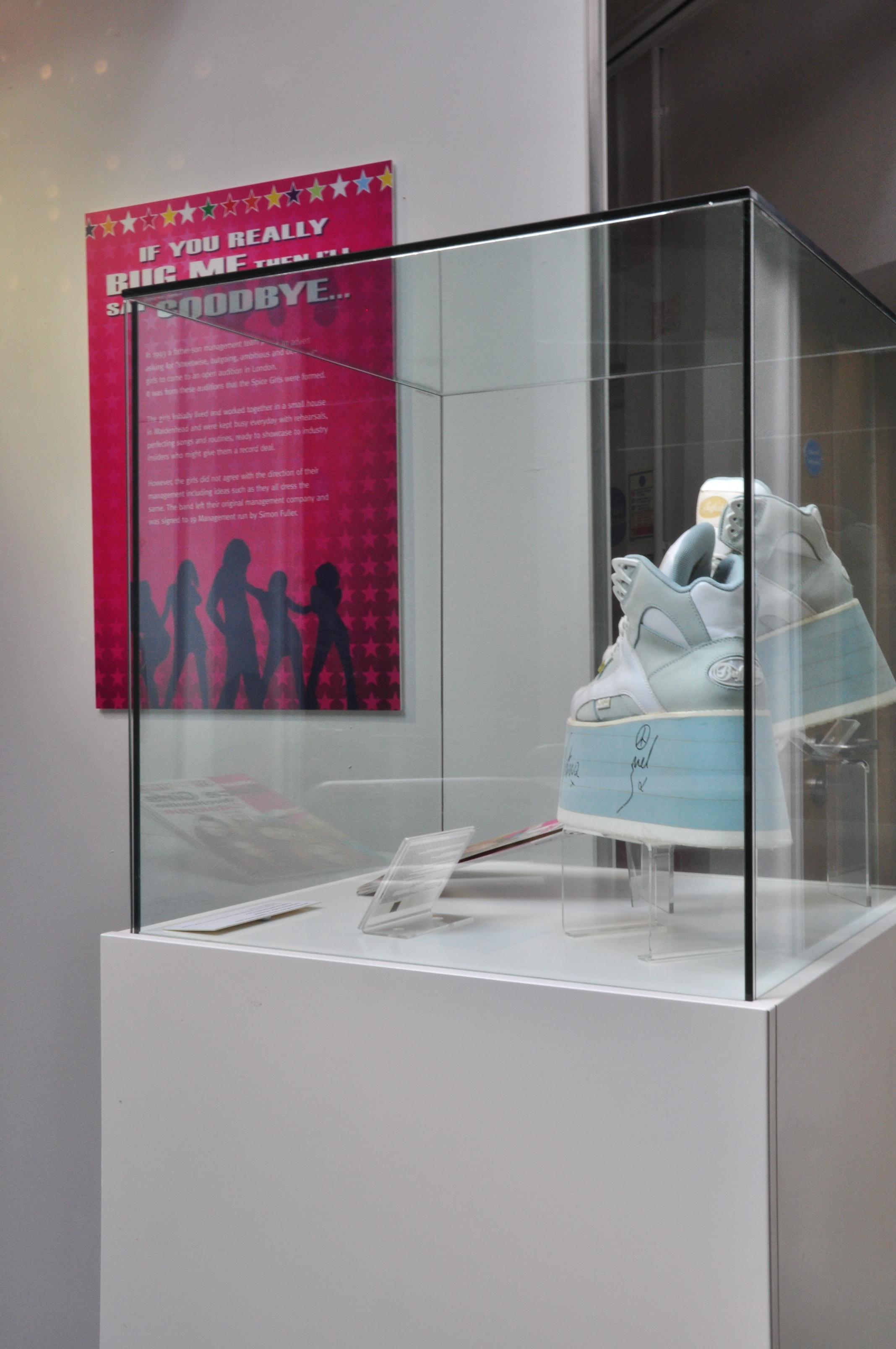 42. Spiceworld The Exhibition, Derry Londonderry, August - October 2012.JPG
