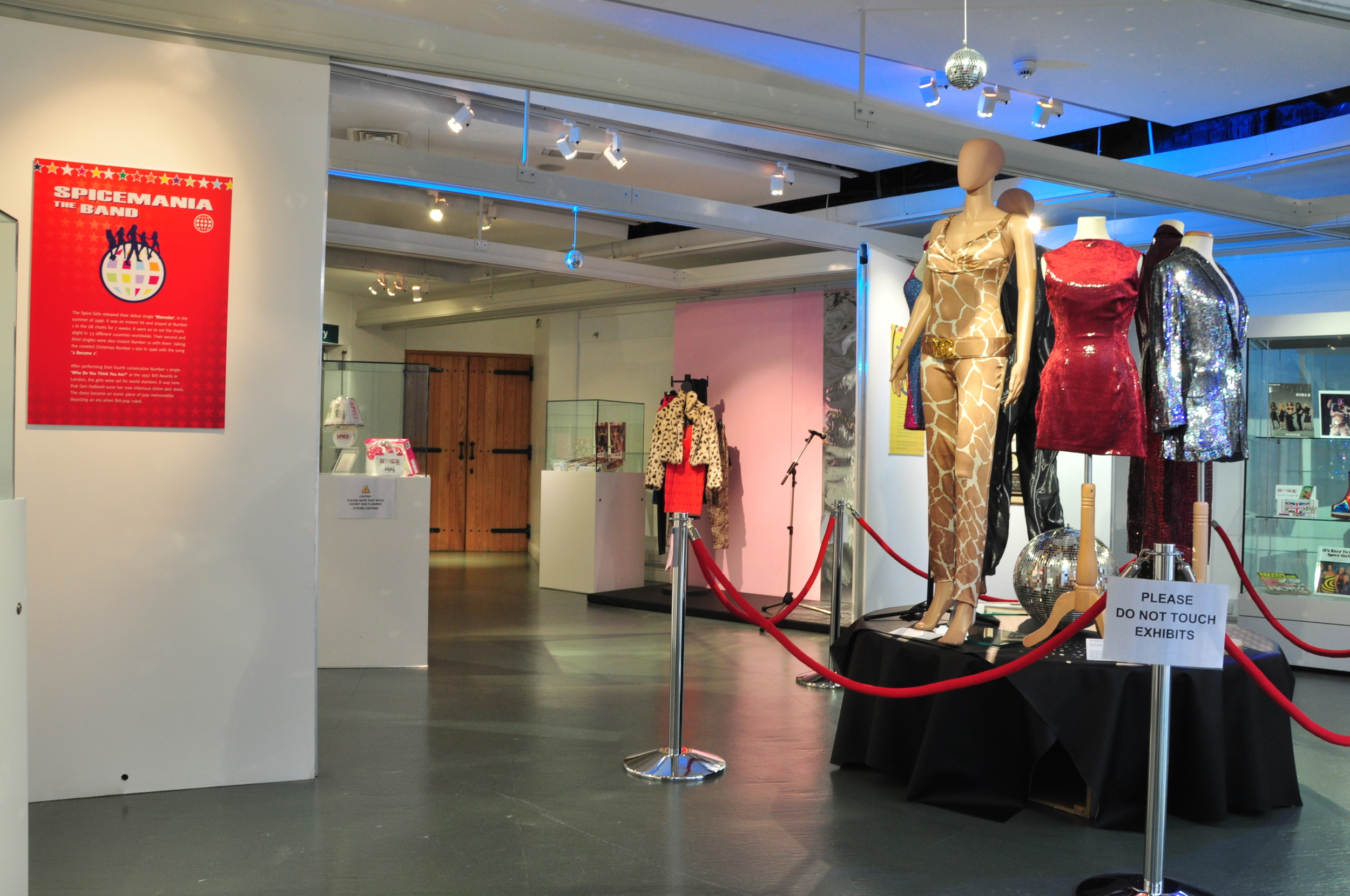 48. Spiceworld The Exhibition, Derry Londonderry, August - October 2012.JPG
