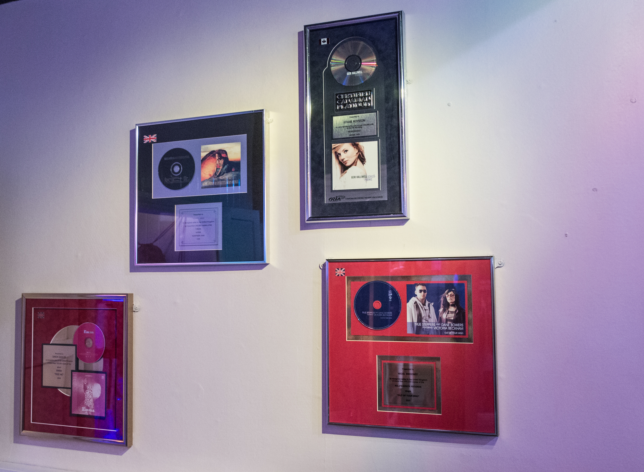 24. Spice Girls Exhibition at Ripley's Blackpool. Photo Credit - Steve Lee, 2016.jpg