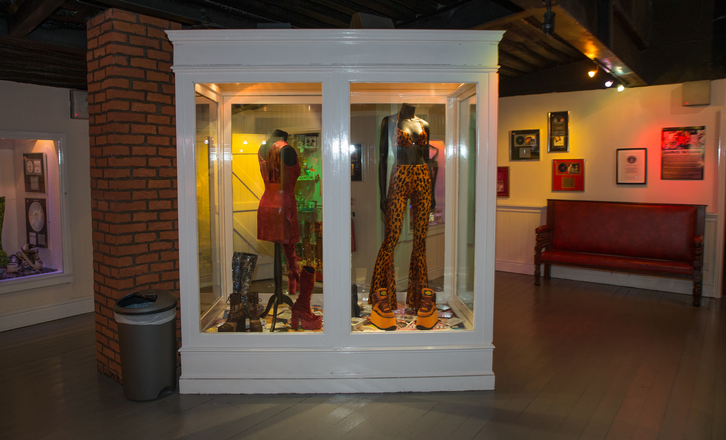 35. Spice Girls Exhibition at Ripley's Blackpool. Photo Credit - Steve Lee, 2016.jpg