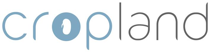 - 72 dpi Cropland logo