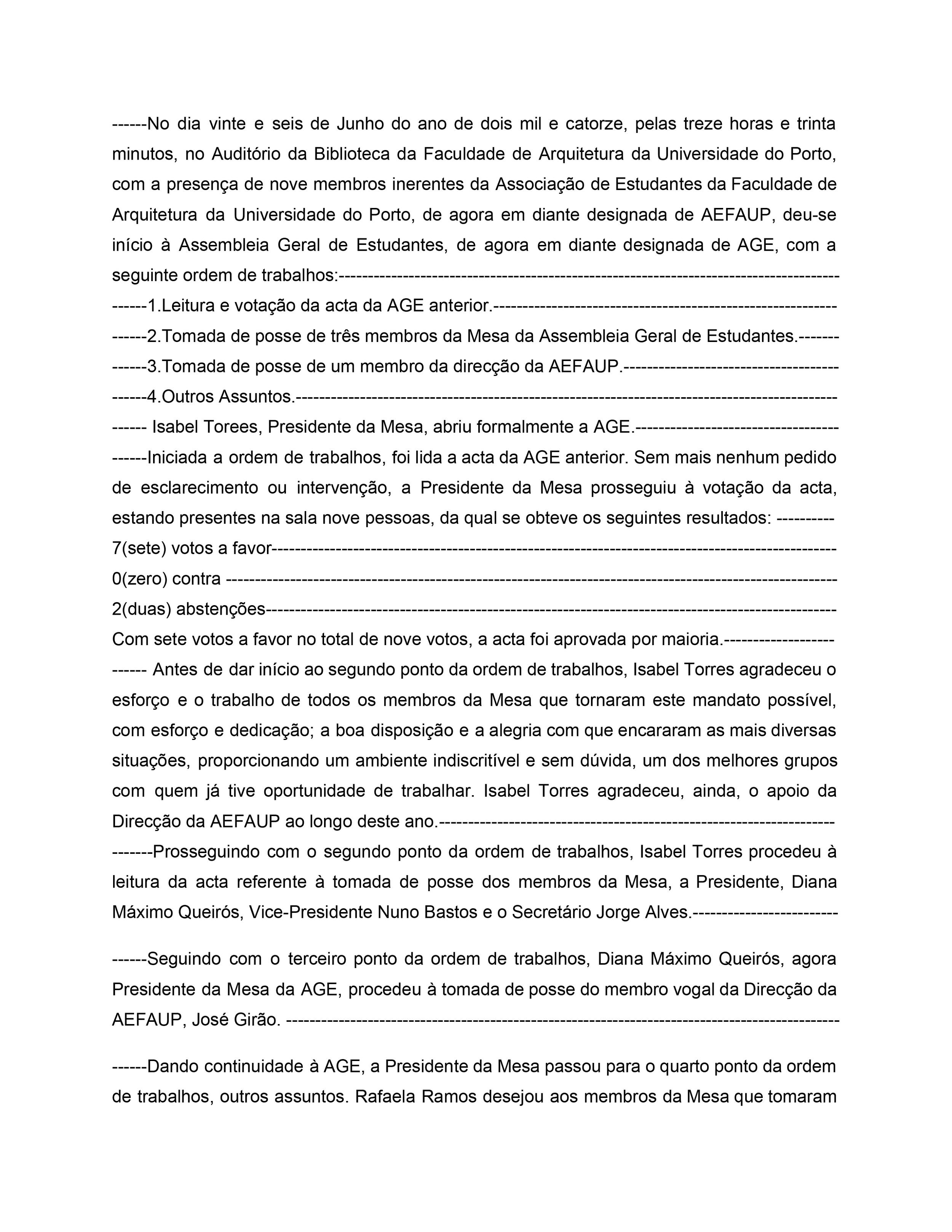 Acta 26 de Junhode2014-Tomada de posse do sMembros Mesa AGE-1.jpg