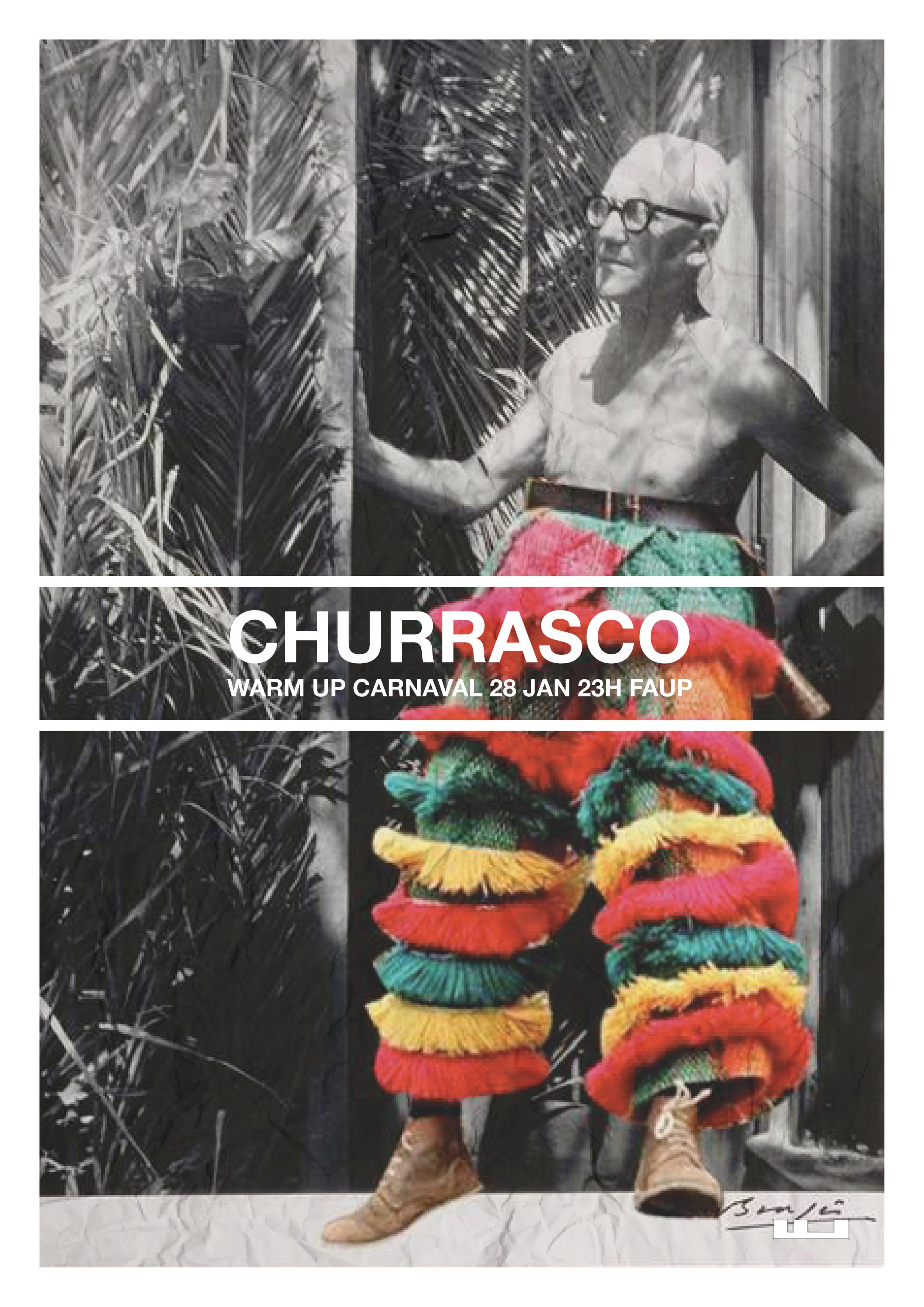 Churrasco de Carnaval 2016