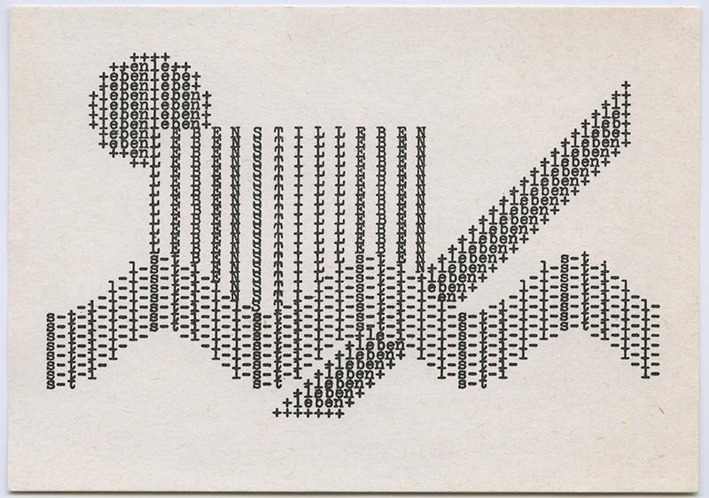 Still Leben III , 1970's