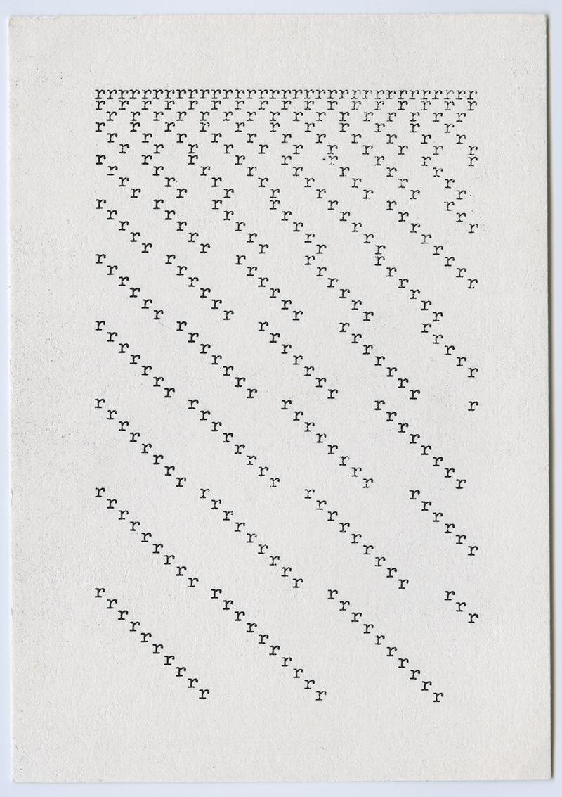 Regenschauer (r regen), 1970's