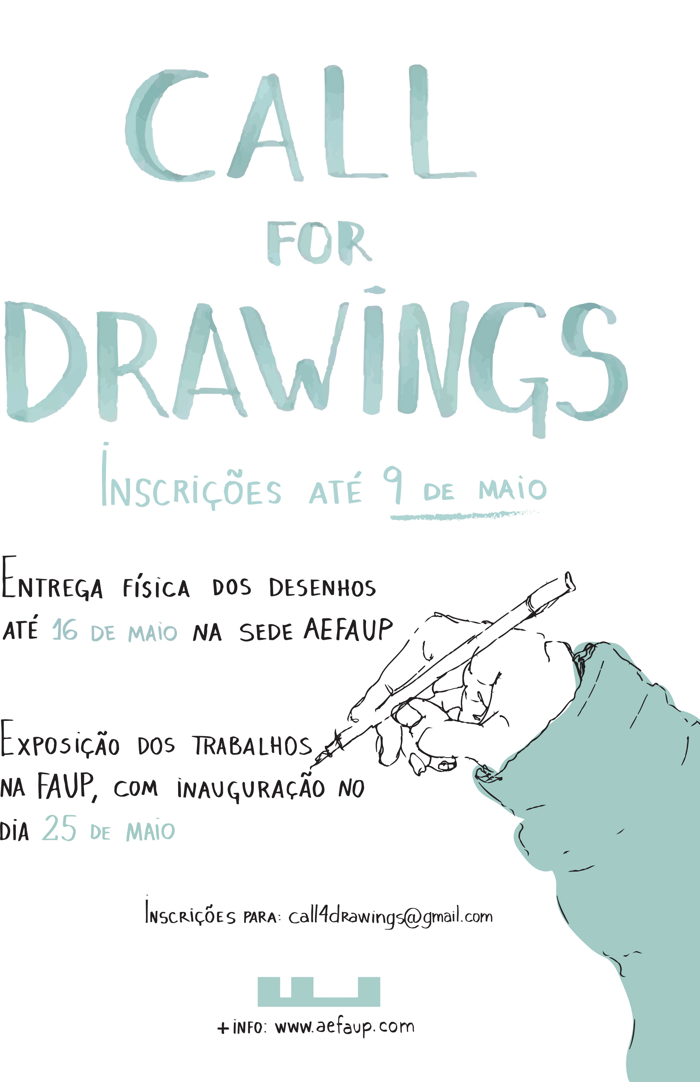 call for drawings done