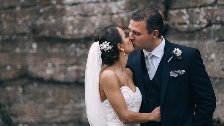 Brympton House Wedding Filming