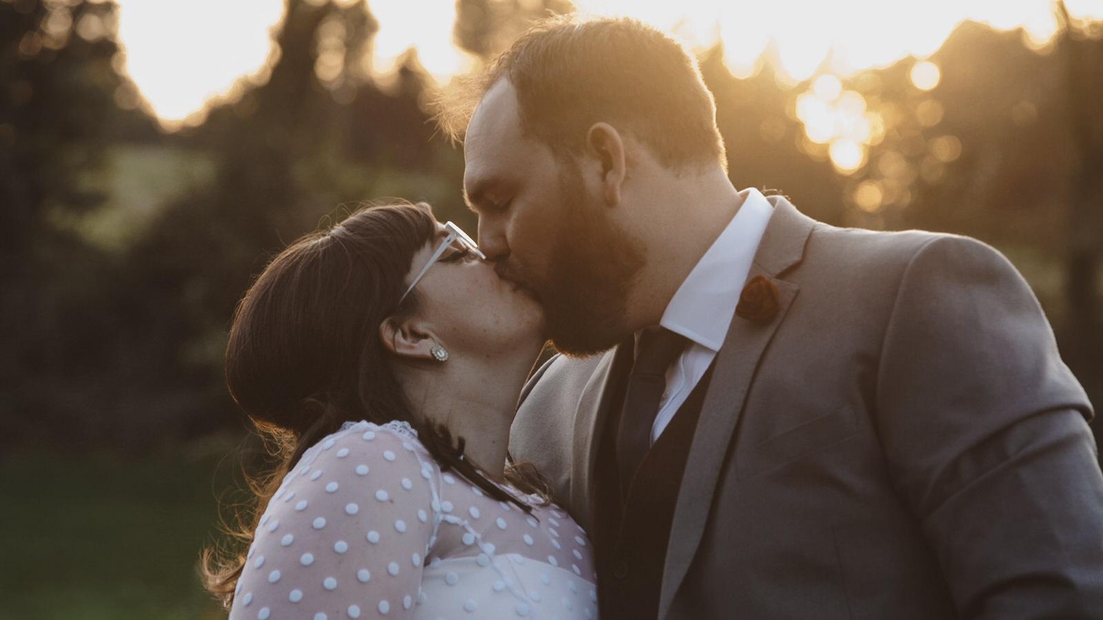 Huntstile Organic Farm Wedding Film