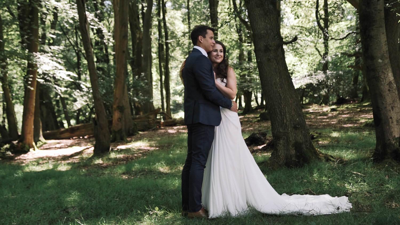 Barford Park Barn Wedding Videographer