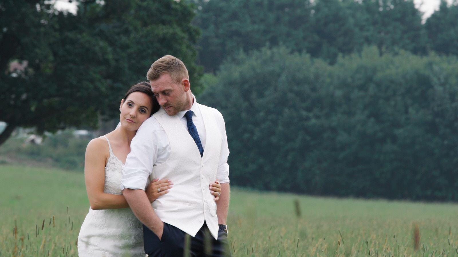 Quantock Lakes Wedding Videographer