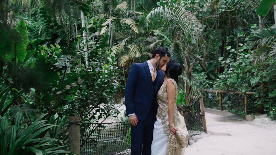 Eden Project, Cornwall - Wedding Film