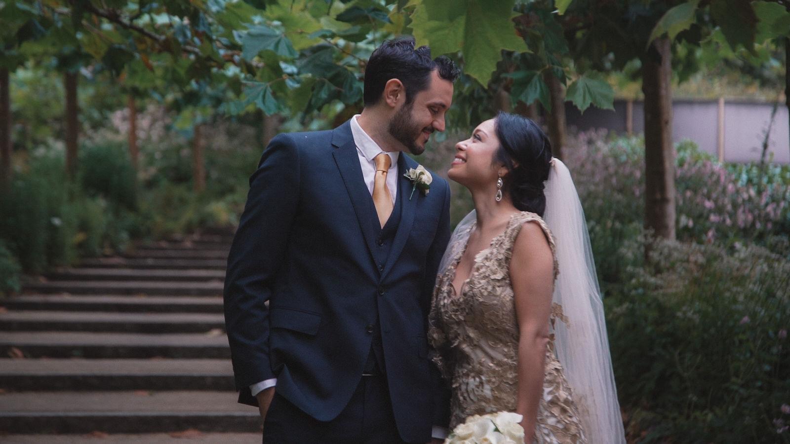 Eden Project, Cornwall - Wedding Videographer