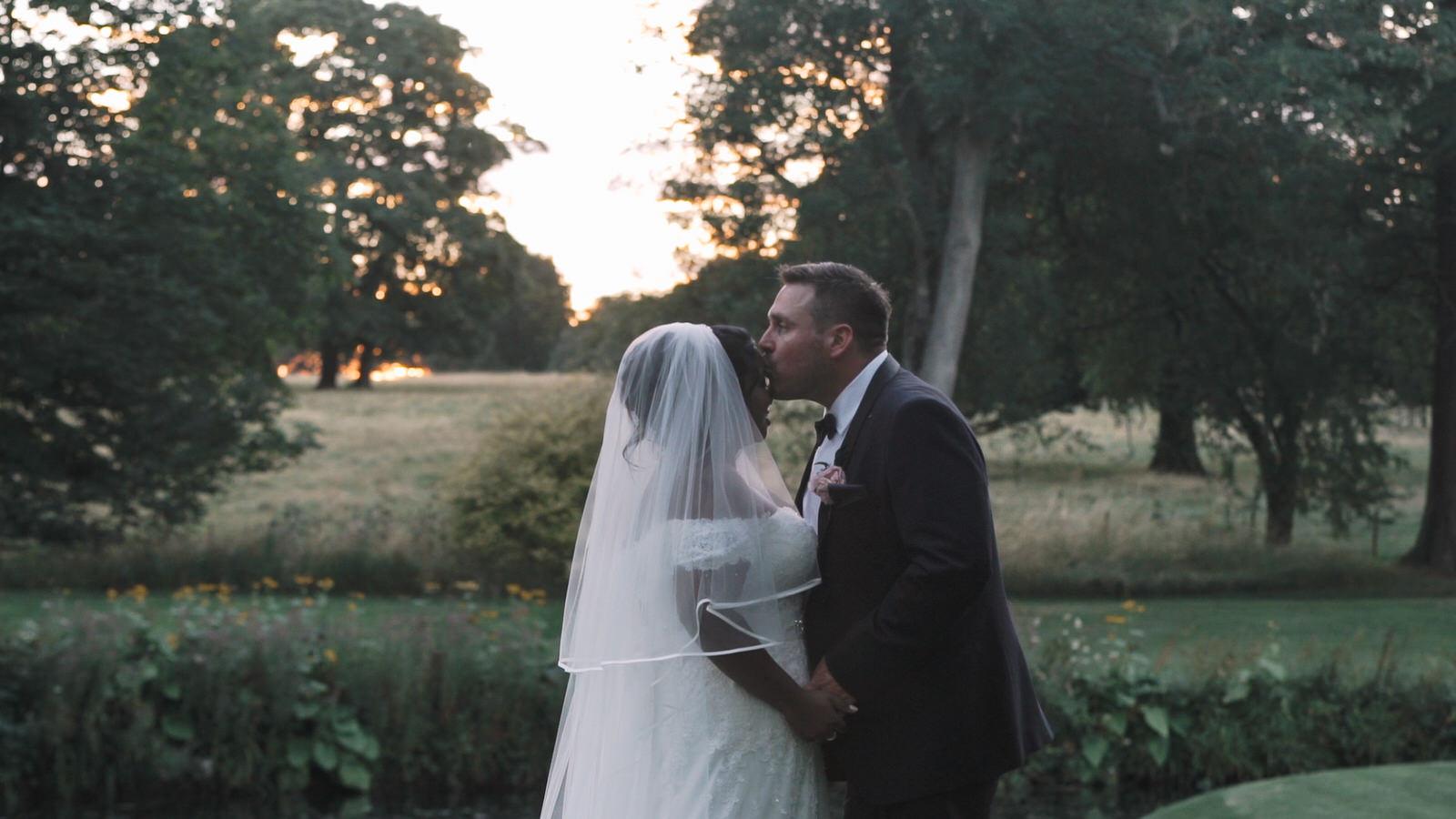 Cambridge Wedding Filming