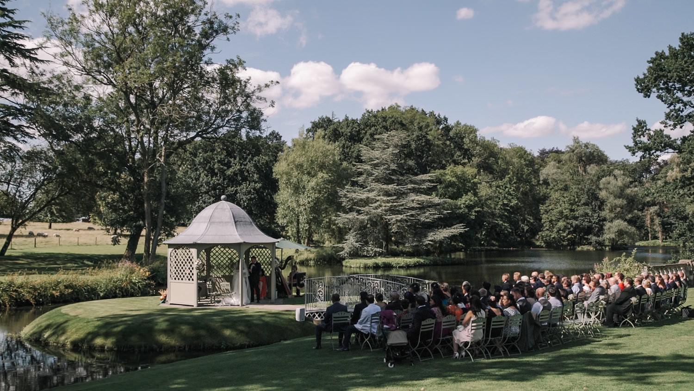 Longstowe Hall, Cambridge - Wedding Videography