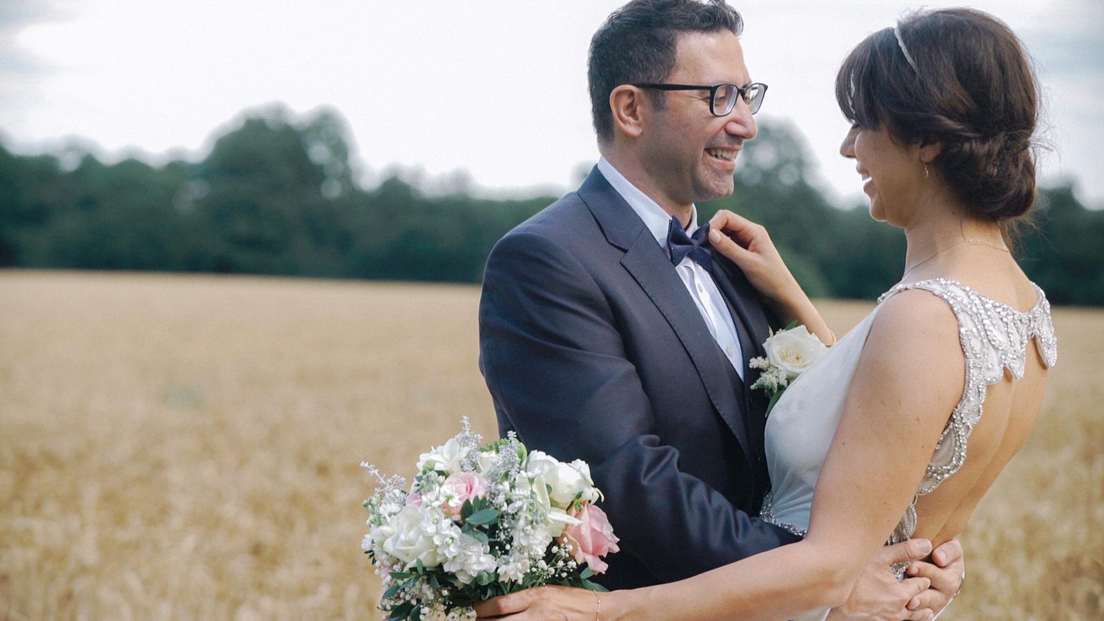 Brickendonbury Estate, Hertford - Wedding Video