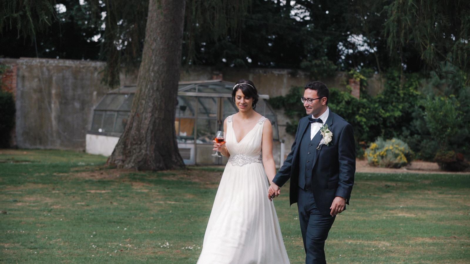 Brickendonbury Estate, Hertford - Wedding Filmmaker