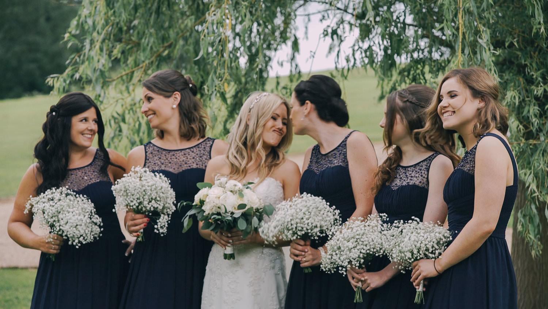 Haselbury Mill Wedding Filming