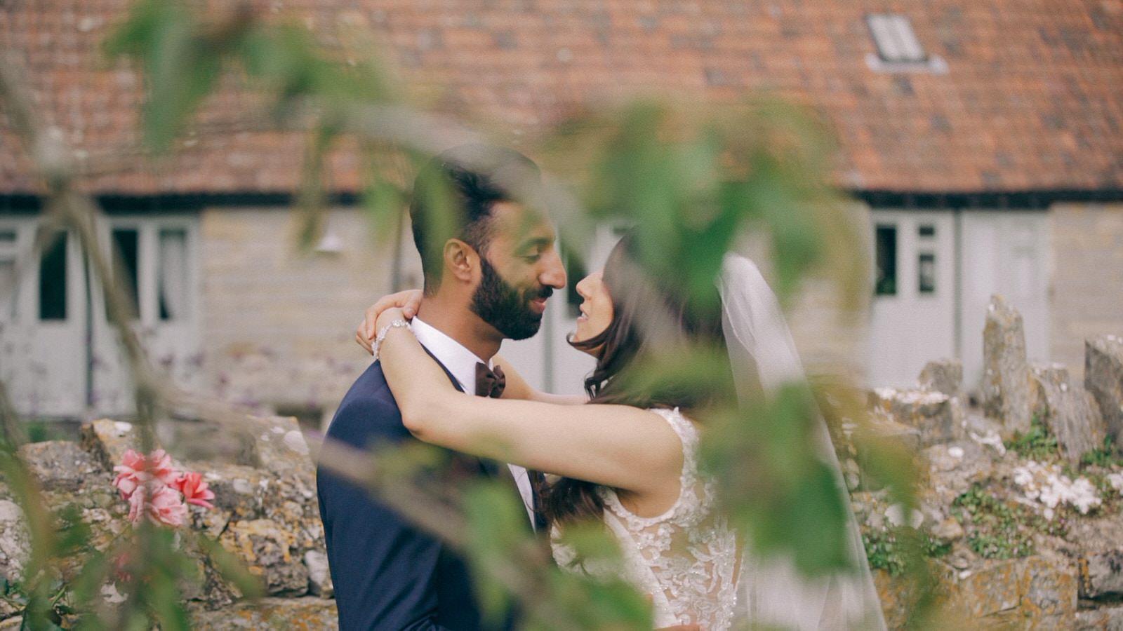 Almorny Barn Wedding Videographer