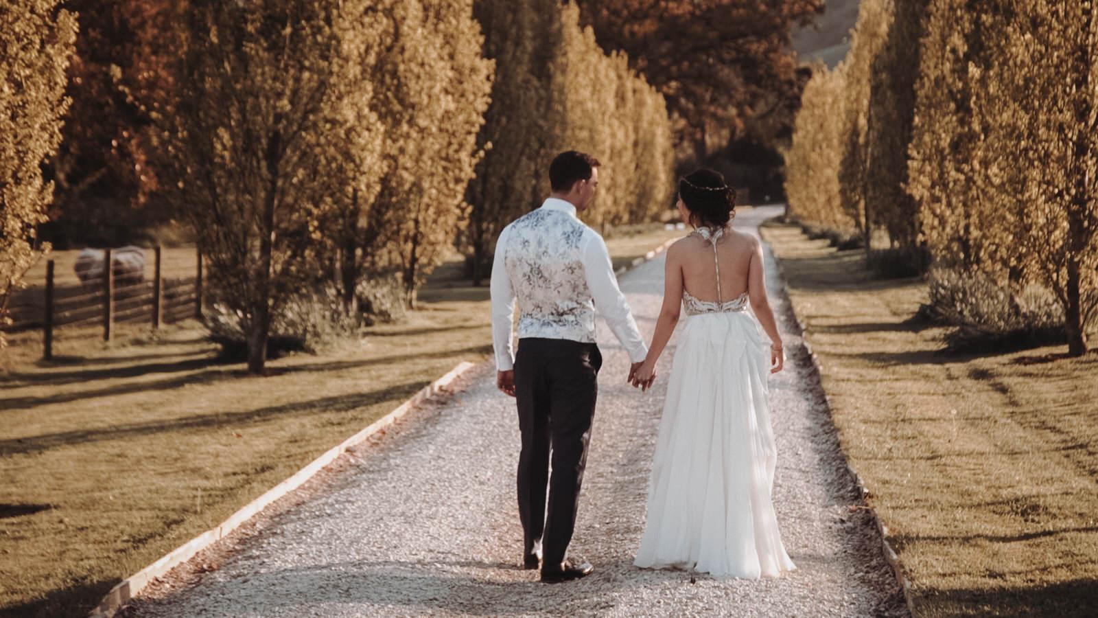 Devon Wedding Videographer - Pynes House
