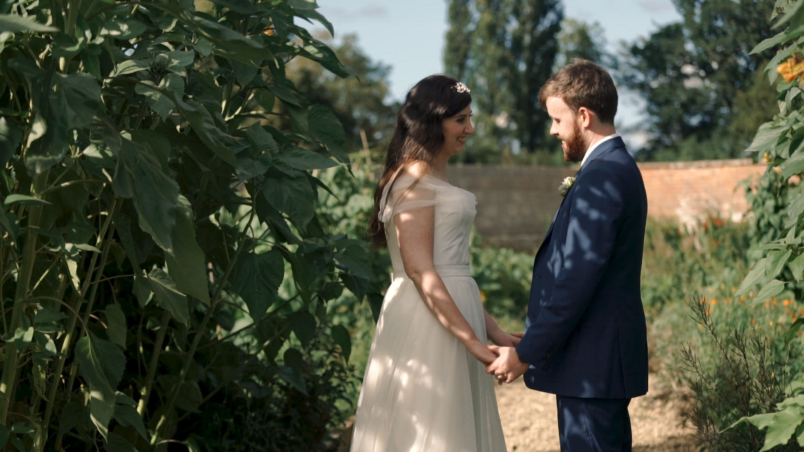 Sparkford Hall Wedding Videography