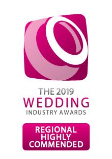 wedding awards regionalhighly commended