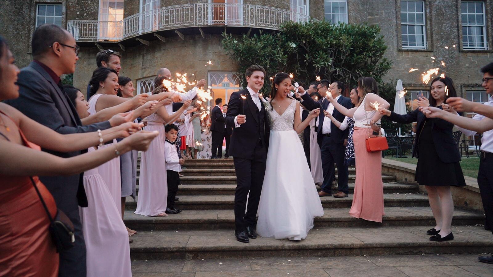 North Cadbury Court Wedding Film
