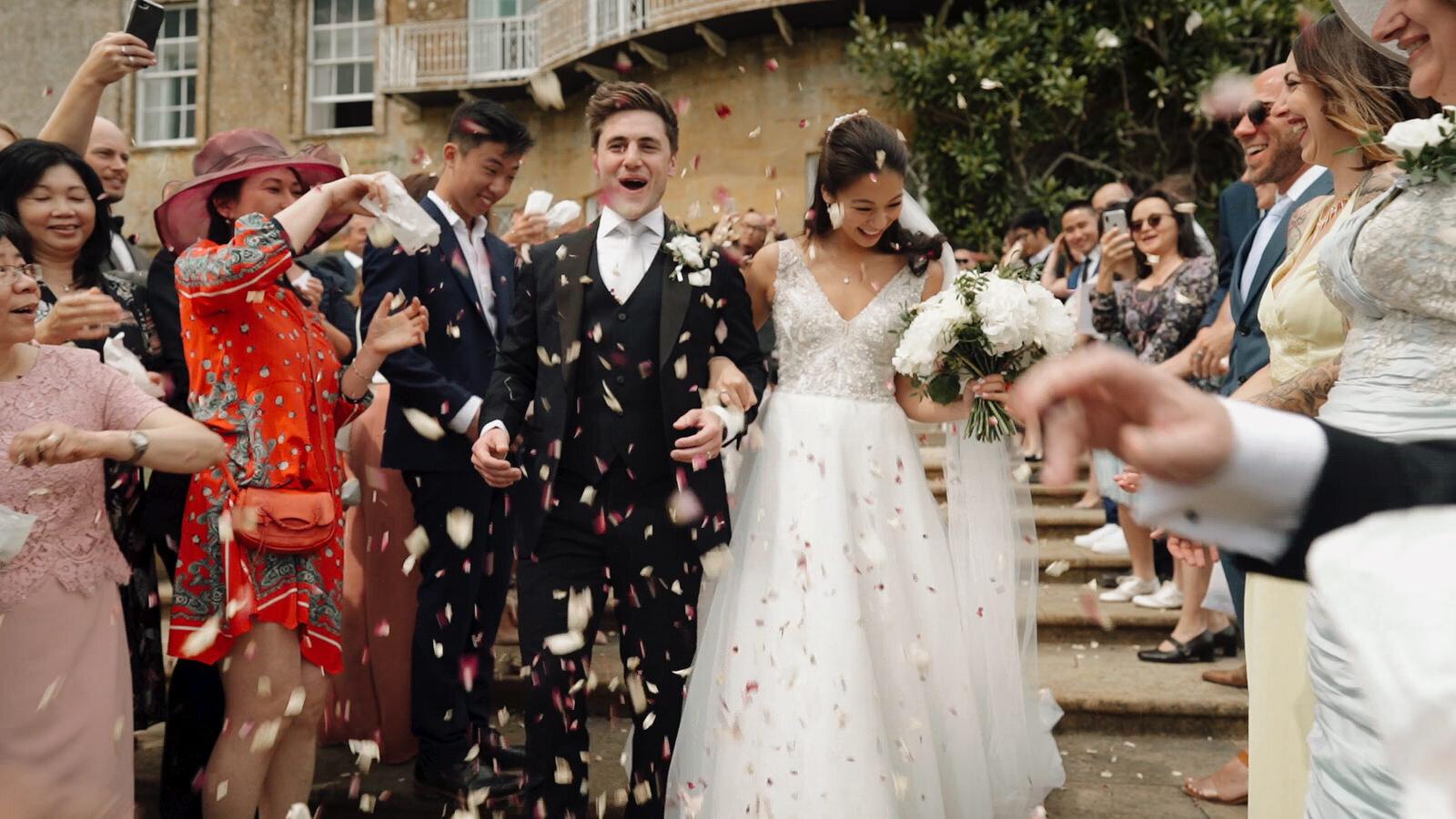 North Cadbury Court Wedding Venue