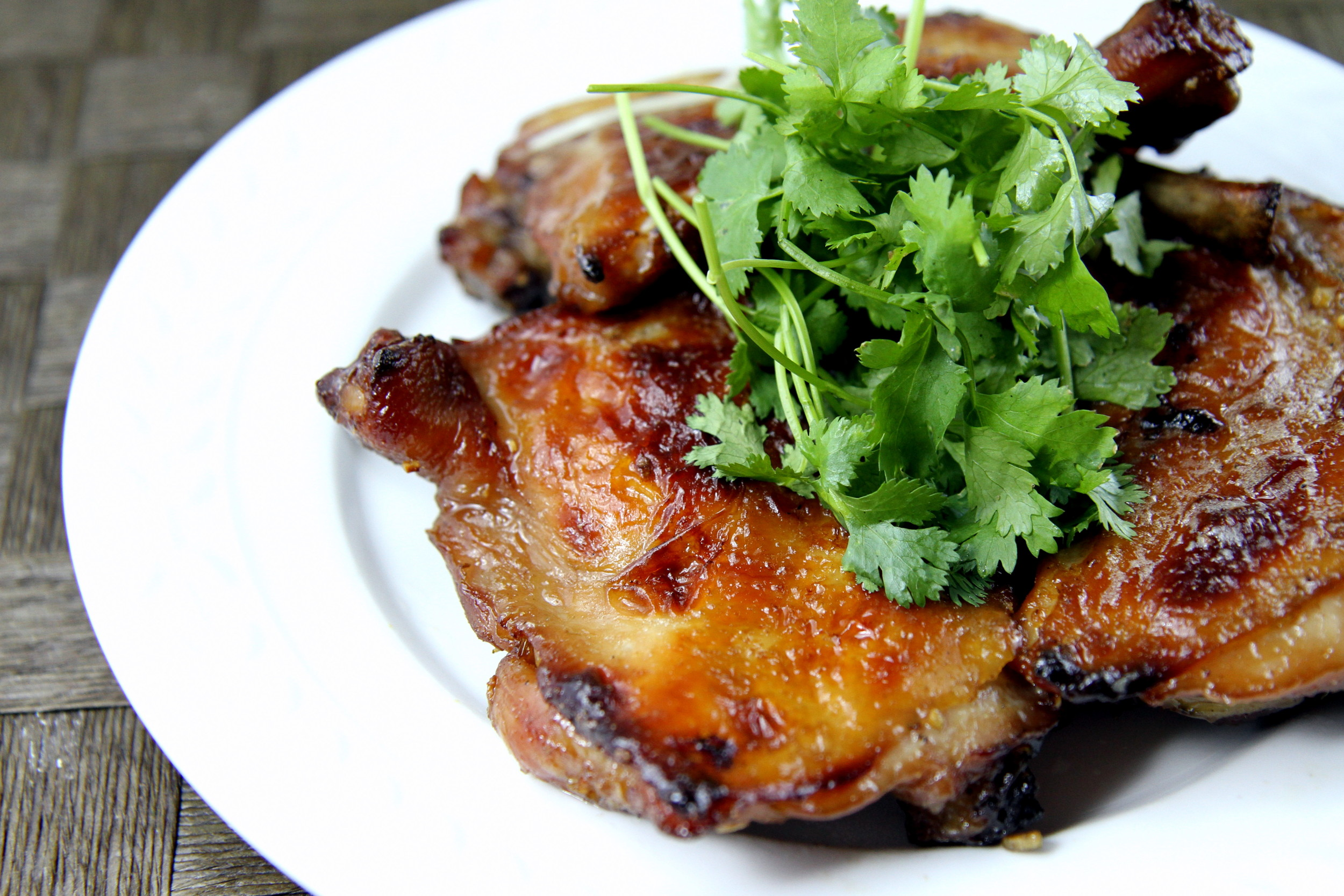 Vietnamese Roast Chicken (Ga Nuong)