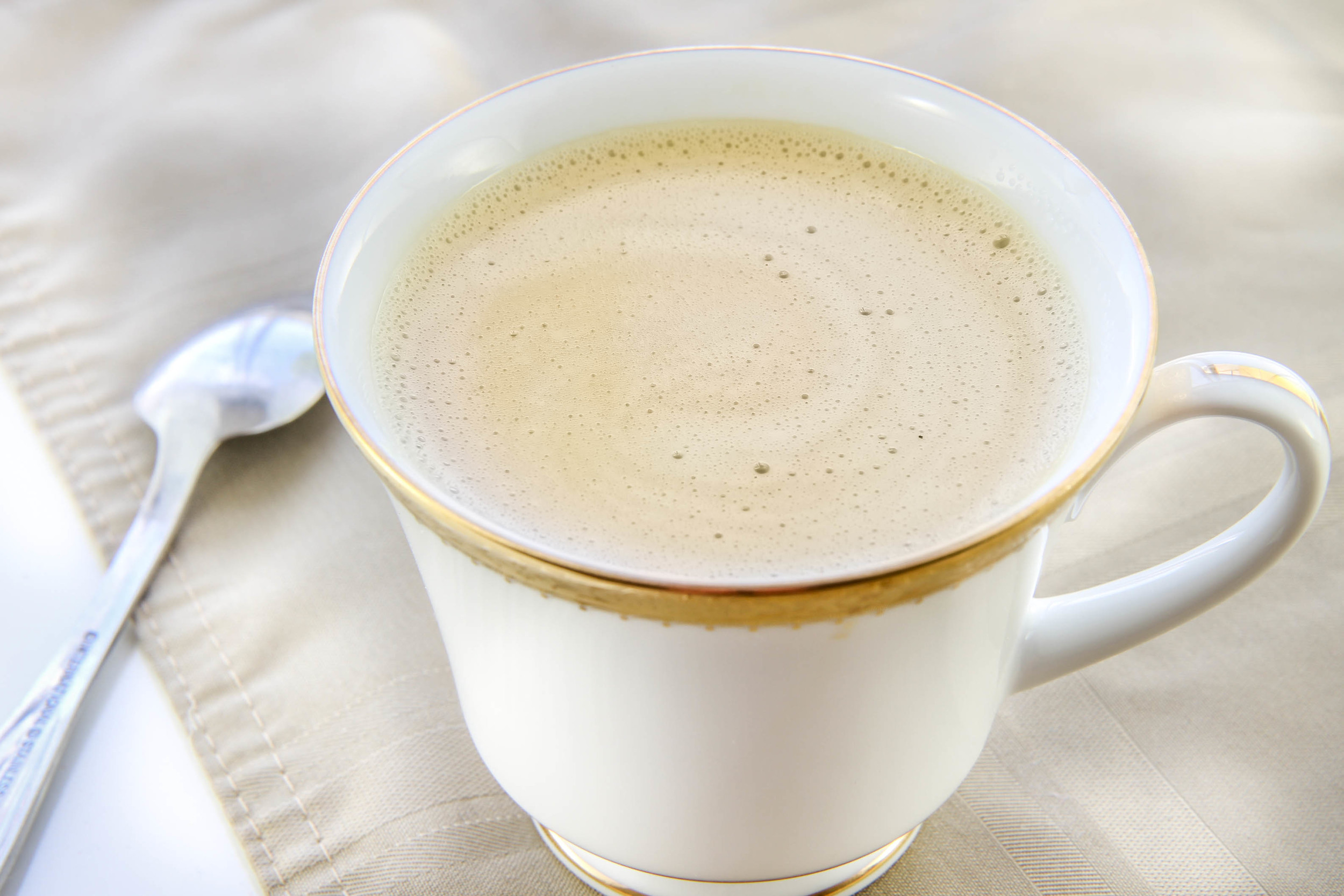 Vietnamese Egg Coffee  (Ca Phe Trung  or  Cafe Trung)